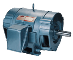 VVVF Motors for Geared Machines